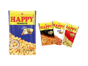 Happy Peanuts 100G