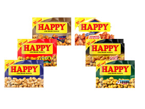 Happy Peanuts 6G